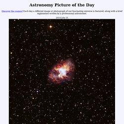 2014 July 25 - Cosmic Crab Nebula