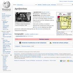 Apodyterium