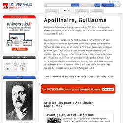 Apollinaire, Guillaume : Universalis Junior