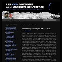 Les anecdotes de la Conquête de l'Espace