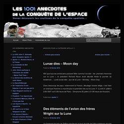 Les anecdotes de la Conquête de l'Espace - Part 5