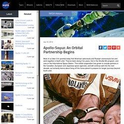 Apollo-Soyuz: An Orbital Partnership