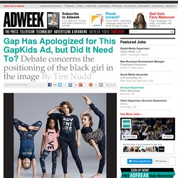 Gap Has Apologized for This GapKids Ad, but Did It Need To?