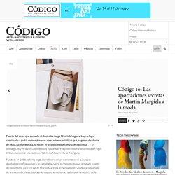 Código 10: Las aportaciones secretas de Martin Margiela a la moda