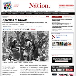 Apostles of Growth