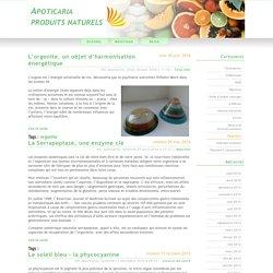 Apoticaria, produits naturels