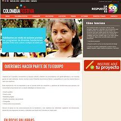 Apoyo a Fundaciones en Colombia