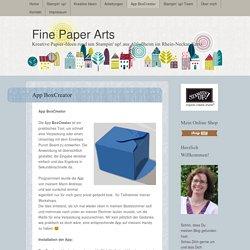 App BoxCreator