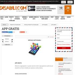 APP GRATIS - Disabili.com