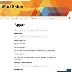 iPad Eslöv