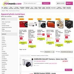 APPAREIL PHOTO NUMÉRIQUE : achat, comparatif et test, prix moins cher appareil photo numérique