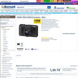 SONY HX-20 Noir pas cher - Achat / Vente appareil photo numérique