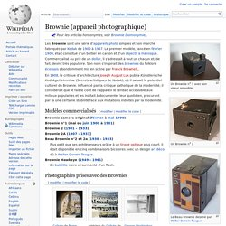 Brownie (appareil photographique)