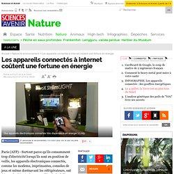 Les appareils connectés à internet coûtent une fortune en énergie
