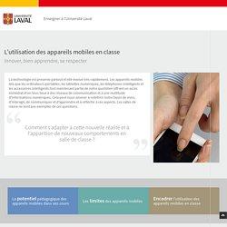 Guide appareils mobiles en classe