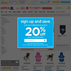 Dog Apparel - Dog Clothes and Dog Sweaters Available Online from PETCO.com