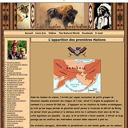 Premières Nations - Peuples amérindiens