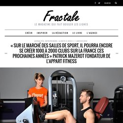 L'Appart Fitness - Patrick Mazerot