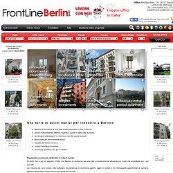 Appartamenti a Berlino - Immobili germania