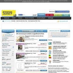 ACHAT APPARTEMENT 75011 (75) - Annonces immobilières - de vente