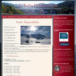 Tarifs Appartement 10 personnes La Bourboule