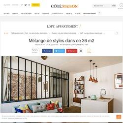 Paris 9 : un appartement qui mélange les styles