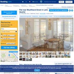 Appartement Flat near Mouffetard Street in Latin Quarter - Paris, France