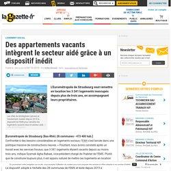 Des appartements vacants intègrent le secteur aidé grâce à un dispositif inédit