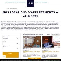 Mettre son appartement en location à Valmorel : la rentabilité des stations de ski
