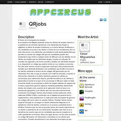 QRjobs from QRjobs