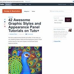 42 impresionantes estilos gráficos y Apariencia Panel Tutoriales en Tuts + - Tuts + Diseño e Ilustración del artículo
