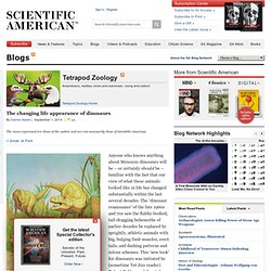Tetrapod Zoology, Scientific American Blog Network