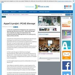 Appel à projet : PCAE élevage