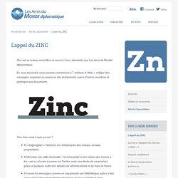 L'appel du ZINC