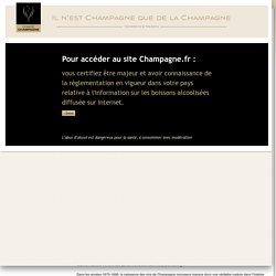 Appellation Champagne origine effervescence premier vin mousseux benoit musset
