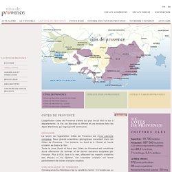 Appellation Côtes de Provence [ Conseil Interprofessionnel des Vins de Provence - CIVP ]