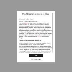 Äppelpaj i glas