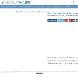Festival de las Máscaras de Appenzell: Silvesterklausen
