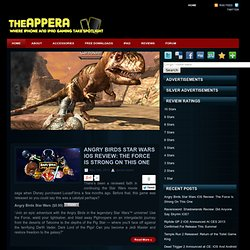 The APPera: iPhone Game Reviews, iPad Game Reviews, Free iPhone Games