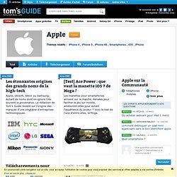Apple vs Samsung : la drôle de guerre