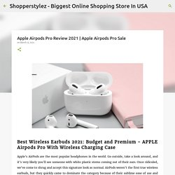 Apple Airpods Pro Review 2021
