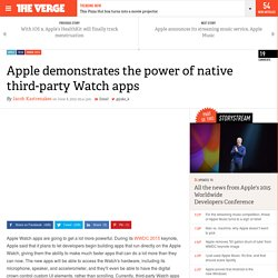 apple-watch-native-apps-developers-wwdc-2015?utm_content=buffer3cc15&utm_medium=social&utm_source=twitter