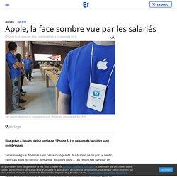 Apple, la face sombre vue par les salariés