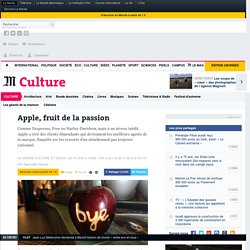 Apple, fruit de la passion
