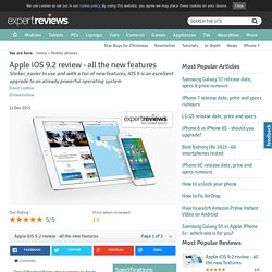 Apple iOS 9.2 review - all the new features