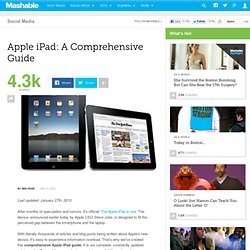 Apple iPad: A Comprehensive Guide