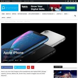 Apple iPhone - AryanPages