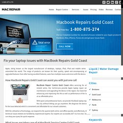 Apple MacBook Repairs Gold Coast 1-800-875-274