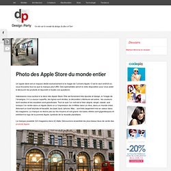 Apple Store Photos du monde entier