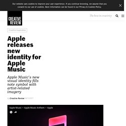 Apple releases new identity for Apple Music